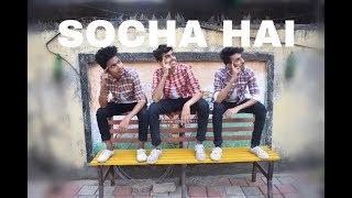 Socha Hai/Ak Virus Dance Group Choreography