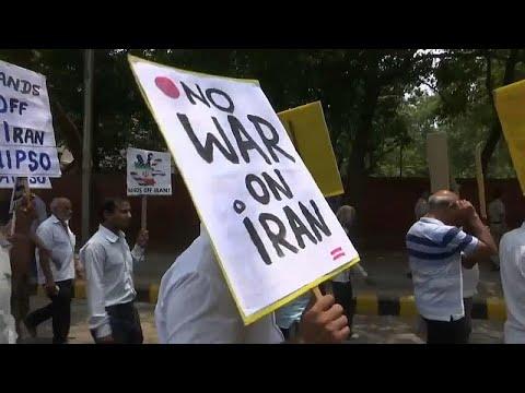 شاهد: مظاهرات ضد زيارة بومبيو إلى الهند.. وواشنطن تسعى لبناء تحالف ضد إيران…  - نشر قبل 3 ساعة