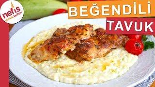 Kabak Beğendili Tavuk Pirzola Yapımı -  Muhteşem Lezzet