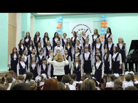 Старший хор «Надежда» - «Мы поём веселья песни»