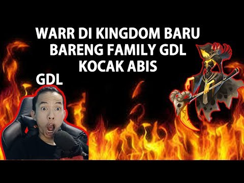 [🔴LIVE] WARR BARENG FAMILY GDL MASIH CT CEBONG | LORDS MOBILE INDONESIA
