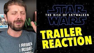 Star Wars Episode IX - Teaser Trailer REACTION