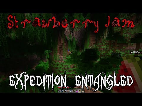 Strawberry Jam 18 - Mind Games: Expedition Entangled Part 3 (Minecraft CTM)
