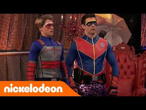Henry Danger | Live and Dangerous: Supereroi in mutande | Nickelodeon