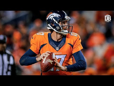 BTV: Brock Osweiler returns to Denver on one-year deal, pending physical