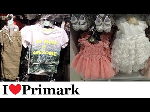 c8b695b4 Primark Kids Fashion, Boys & Girls | May 2018 | I❤Primark - YouTube