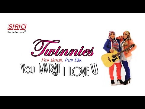 You Marah I Love U - Twinnies / Pen Merah Pen Biru