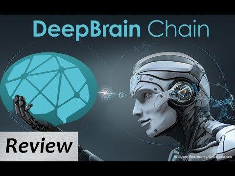 Deep Brain Chain / DBC Review -Bringing AI Apocalypse Or Utopia