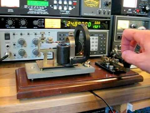 Western Electric Telegraph Sounder. .