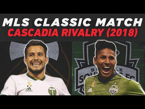 Seattle Sounders FC 3-2 Portland Timbers | 2018 Playoff Rivalry Game | MLS CLASSIC FULL MATCH