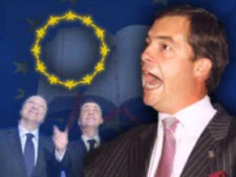 Red Ice Radio   Nigel Farage MEP   The State of the EU   The Undemocratic Treaty of Lisbon