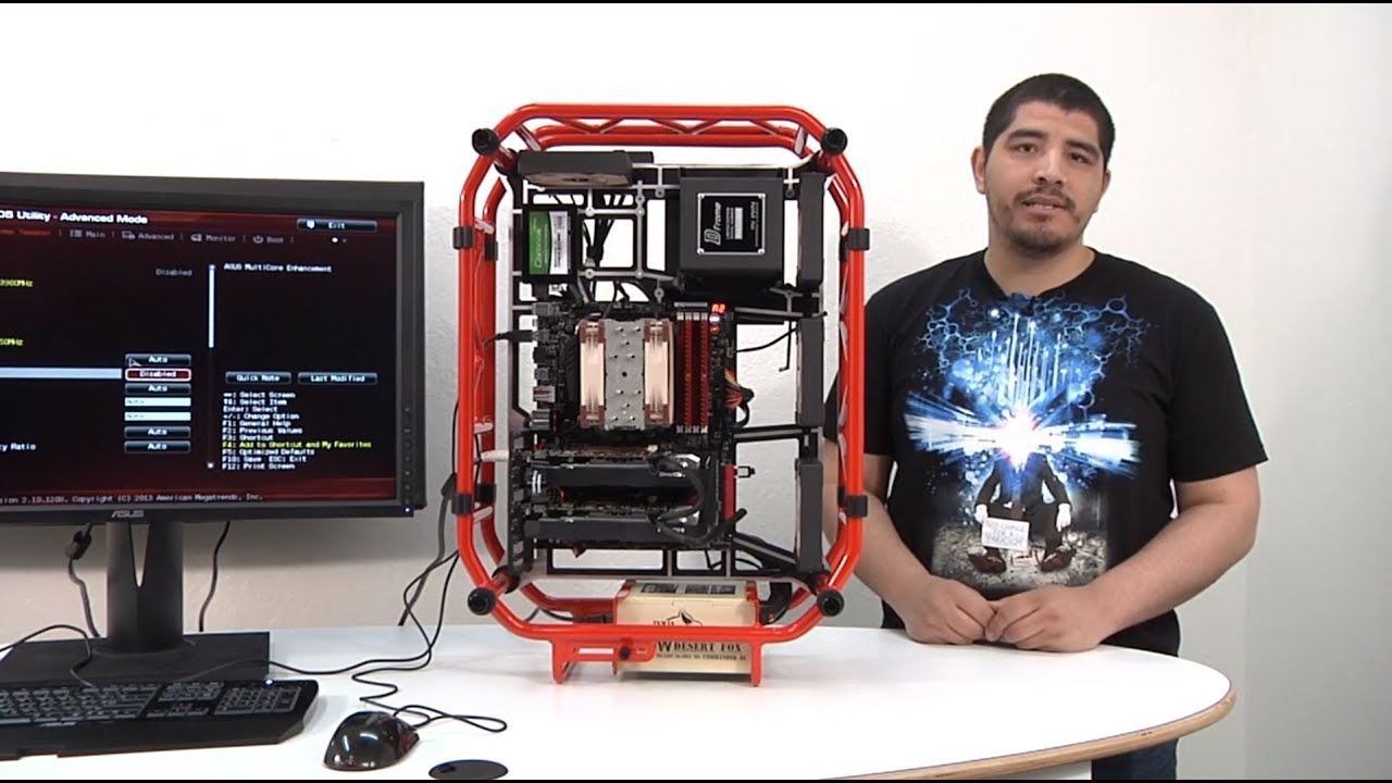 How-to manually overclock any ASUS Z87 motherboard