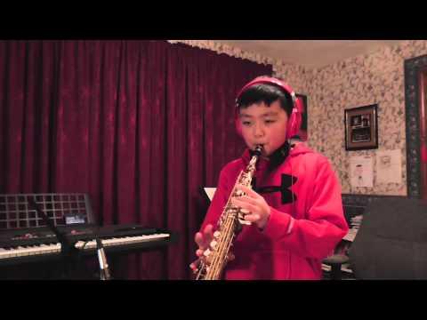 Kenny G - Alone (Soprano Sax Cover)