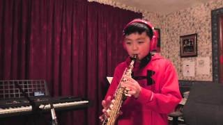 Kenny G - Alone (Soprano Sax Cover)