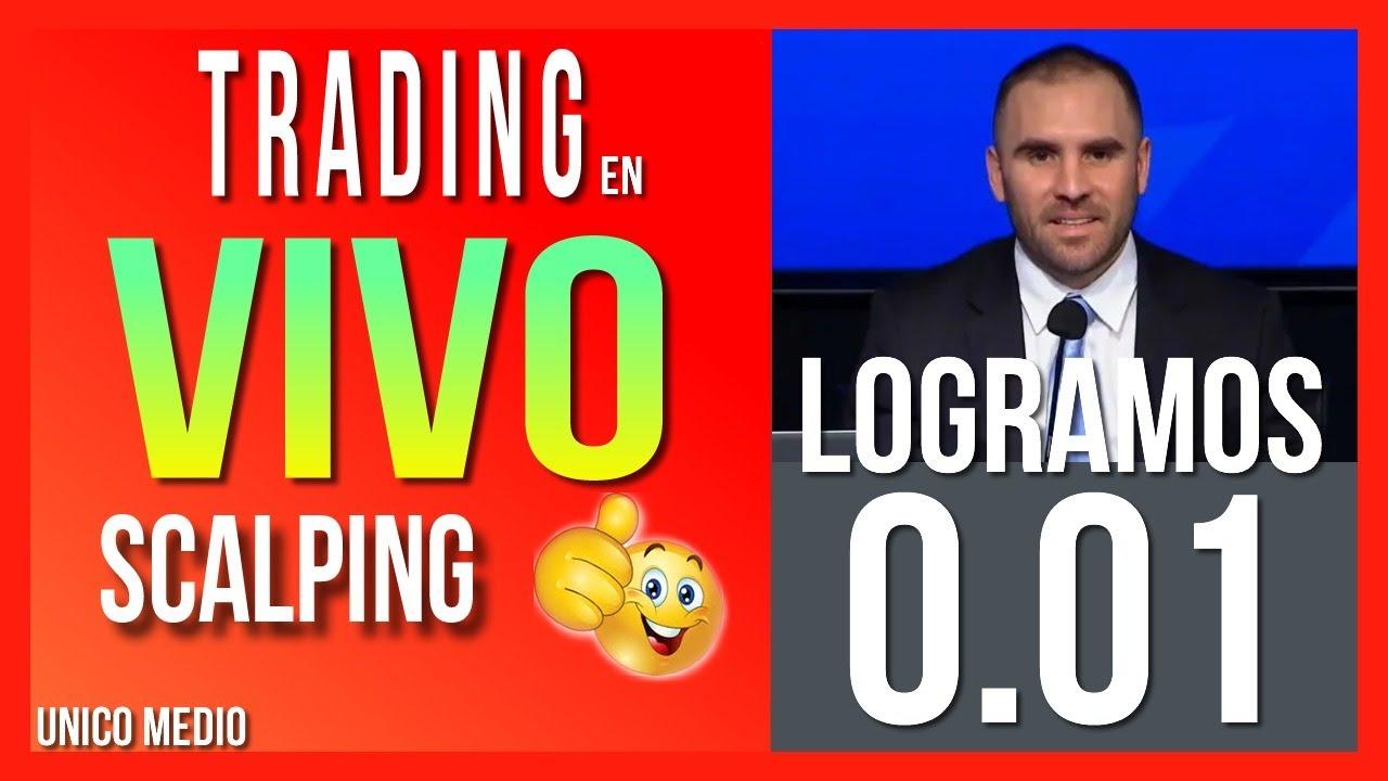 👉  SCALPING - TRADING EN VIVO (DIRECTO)  - Análisis de los Mercados Financieros