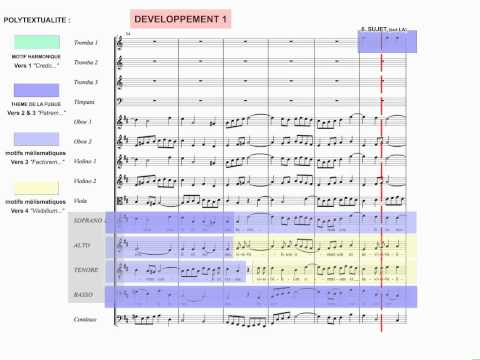 JS Bach (2) Patrem omnipotentem (Messe en Si)