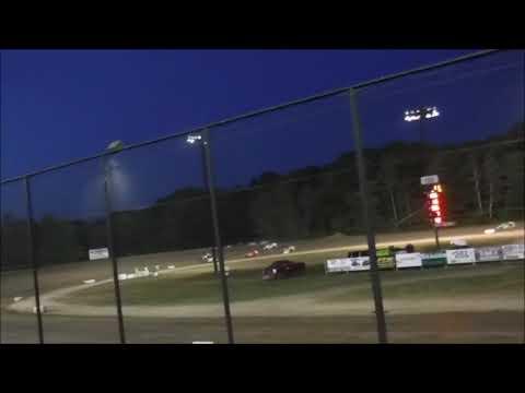 Brewerton Speedway - July 22, 2018 - Mod Lites Main