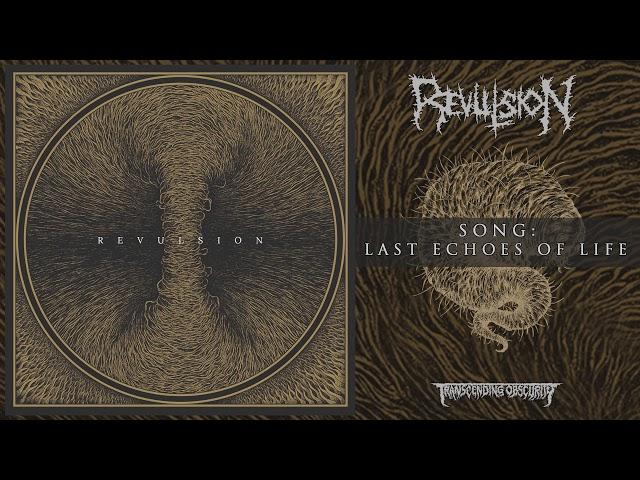REVULSION (Finland) - Last Echoes of Life (Death Metal) Transcending Obscurity #deathmetal