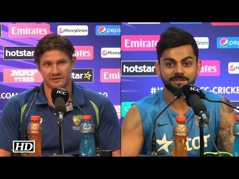 Virat Kohli vs Shane Watson   War of Words   T20 WC 2016