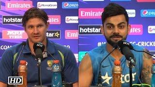 Virat Kohli vs Shane Watson | War of Words | T20 WC 2016