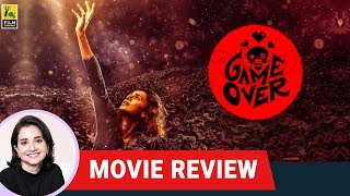Game Over Movie Review by Anupama Chopra | Taapsee Pannu | Film Companion