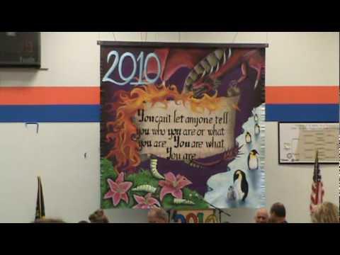 Hidden Valley High School 2010 graduation