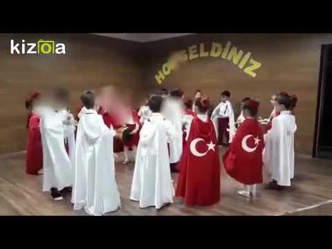Movie Maker - Kizoa Video Düzenleme Programı: ORFF ISINMA ÇALIŞMASI CUMHURİYET