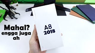 Samsung Galaxy A8 2018 Unboxing : Mahal?