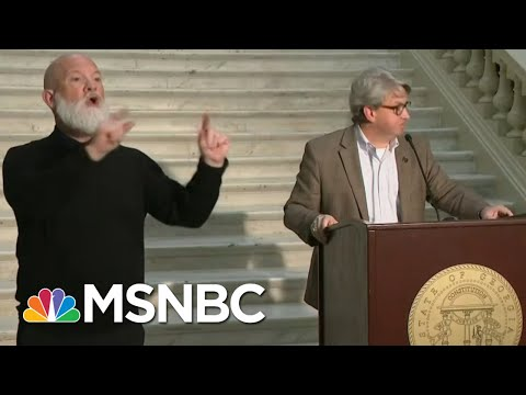 Georgia Election Official Weighs In On Trump Phone Call | Morning Joe | MSNBC