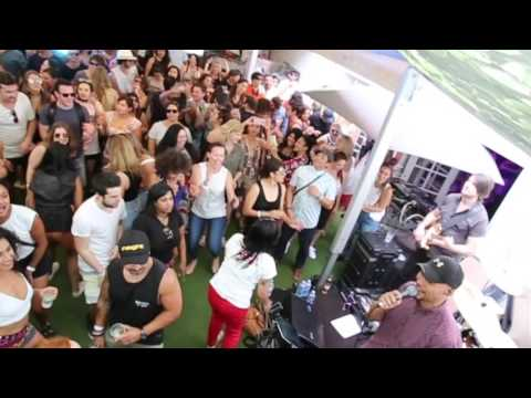 Brown Sugar performing Uptown Funk LIVE @ Soul Of Sydney's 5th B'day Party November 2016