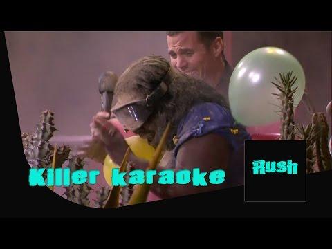 Cactus Maze with Mario | Killer Karaoke | Rush