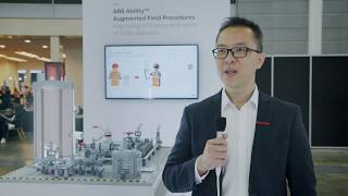 Gambar cover ABB Ability™ Augmented Field Procedures demonstrated at ITAP 2019