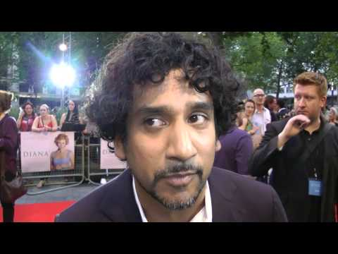 Naveen Andrews Interview -  Diana Premiere