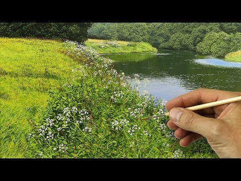 #132 Oil Painting Lesson | How To Use Artistic License For A Better Painting