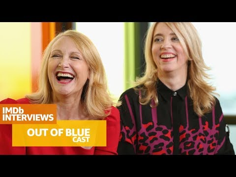 Patricia Clarkson Connects 'Out of Blue' to