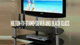 5 Reasons To Go With Black Glass TV Stands For Flat Screens