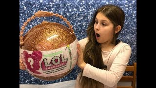 BIG LOL  surprise po polsku UNBOXING🎁🎁🎁CHALLENGE LOL🎁🎁🎁50 niespodzianek!!!🎁 LOL GLITTER 🎁🎁🎁
