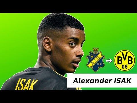 "5 Fakten über Dortmunds neuen ""Ibrahimovic"" Alexander Isak"