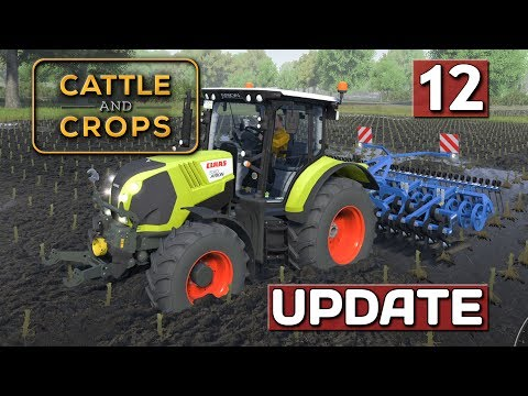 FESTGEFAHREN! Cattle And Crops Patchnews, Physik, Community Map, Partikel, Wetter ► UPDATE #12