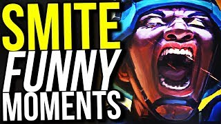 SEASON 5 PLEASE FIX THIS! - SMITE FUNNY MOMENTS