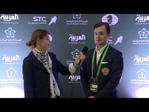 Interview with GM Vladimir Fedoseev, Russia
