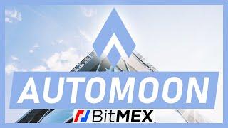 AutoMoon Bitmex Cryptocurrency Market Making Bot