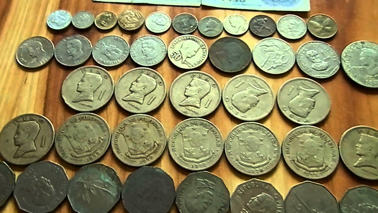 Oldest Philippine Coin