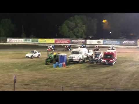 Plaza Park Raceway 4/26/19 Jr Sprint Main Cash