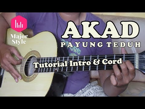 Payung Teduh AKAD | Tutorial Intro and Cord