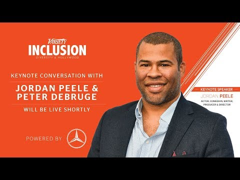 Jordan Peele Keynote Conversation at Variety Inclusion