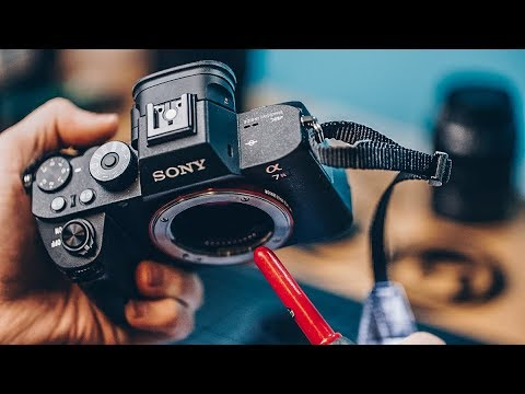 MẸO VỆ SINH VÀ BẢO QUẢN MÁY ẢNH | Cách lau máy ảnh và ống kính