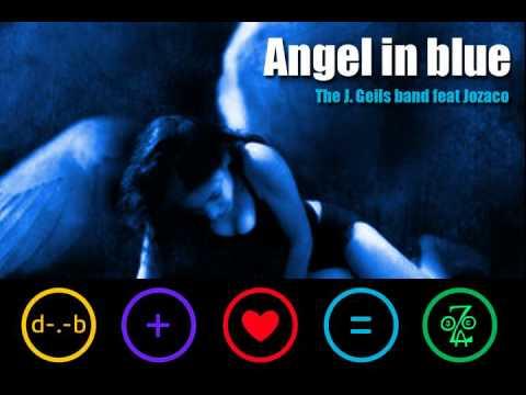 Angel In Blue Tablature Geils 121