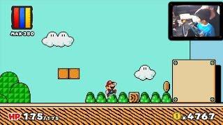 Paper Mario Color Splash #7X - MARIO 3 RETRÔ EM 3D!!! - Wii U - Gameplay em Português PT-BR