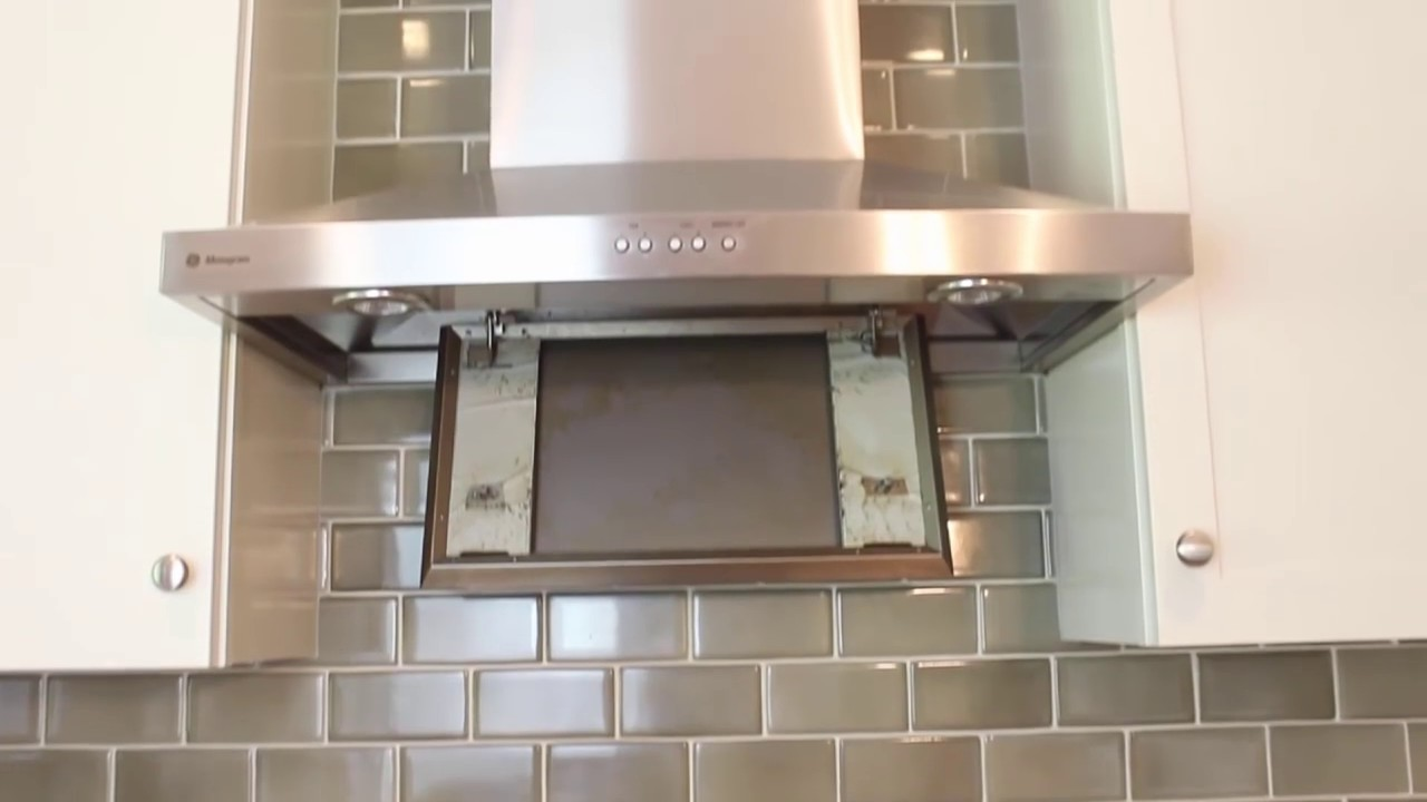 how to clean a greasy kitchen hood